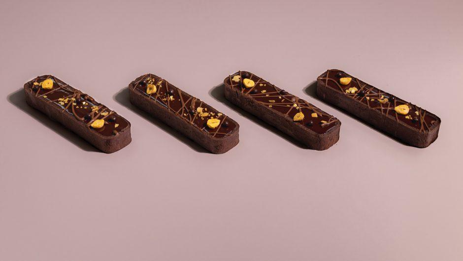 טארט קראנץ שוקולד