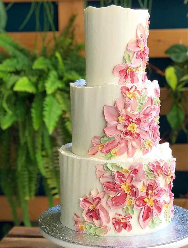 עיצוב עוגות GEORGIA GREEN