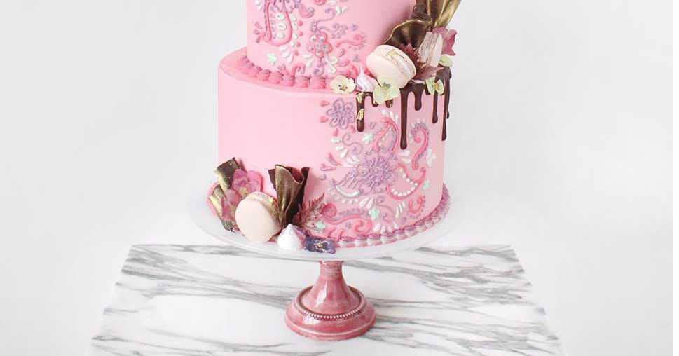 עיצוב עוגות חתונה