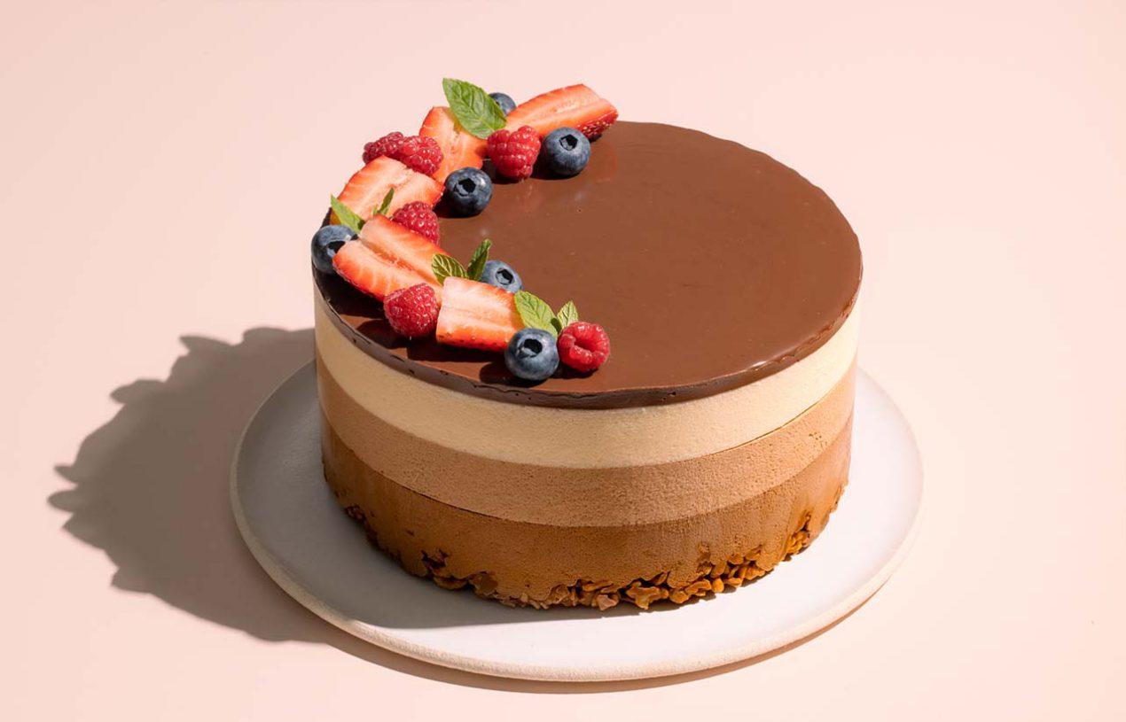 עיצוב וזילוף עוגות